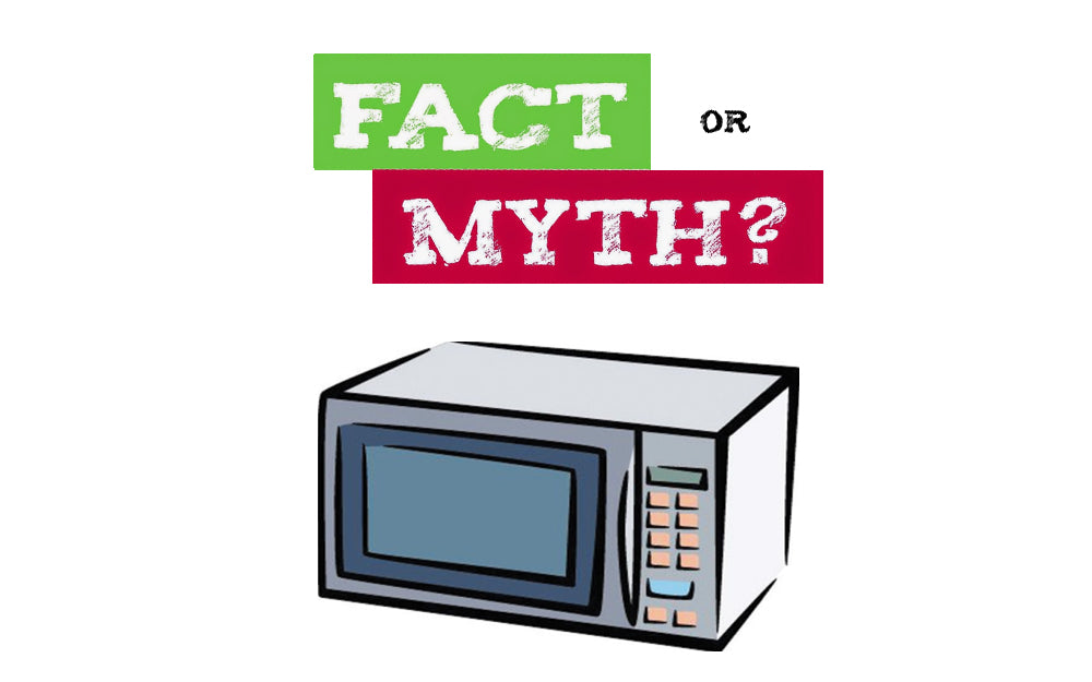 8 Intriguing Myths & Facts about Microwave Ovens