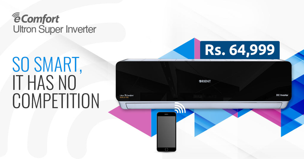 Smart DC Inverter AC launched in Pakistan