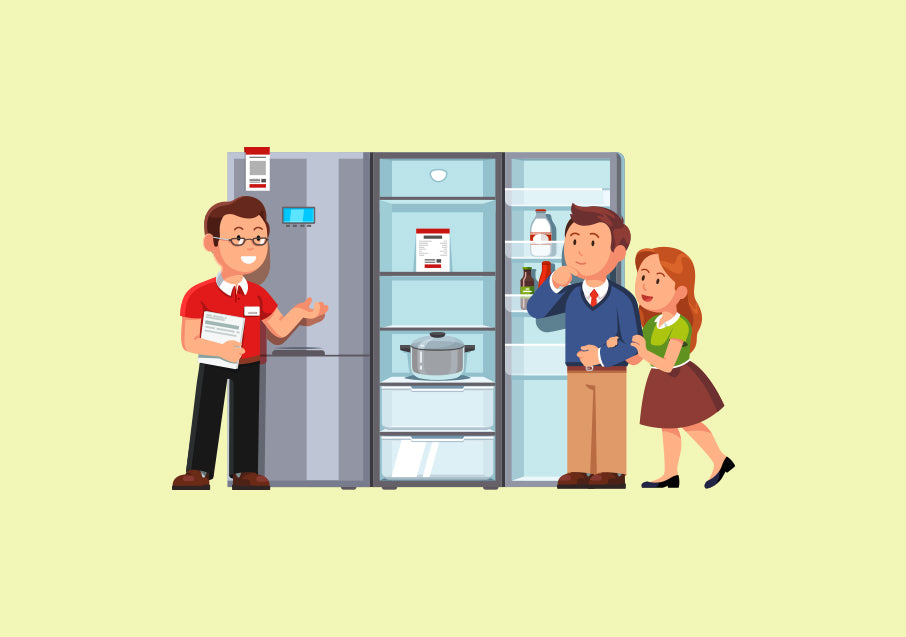 3 Tips to Keep in Mind Before Buying a New Refrigerator