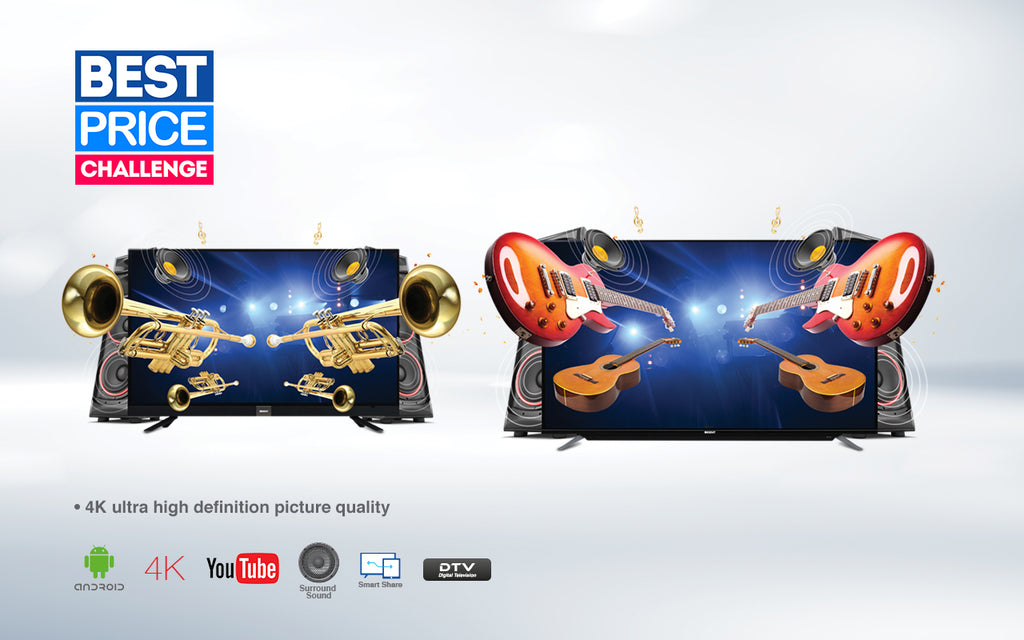 9 Reasons Why You Need to Buy an Orient Music Series' LED TV Right Now