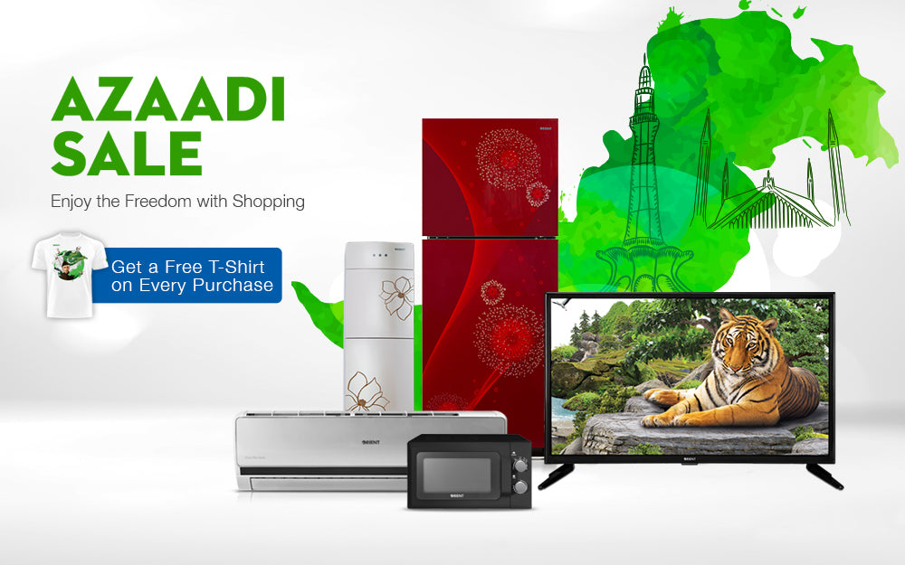 Celebrate Independence with Orient's Azaadi Sale- Up to 50% Discount