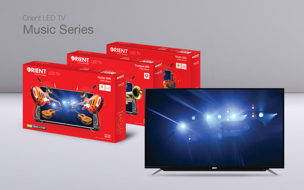 orient music series led tv price in Pakistan