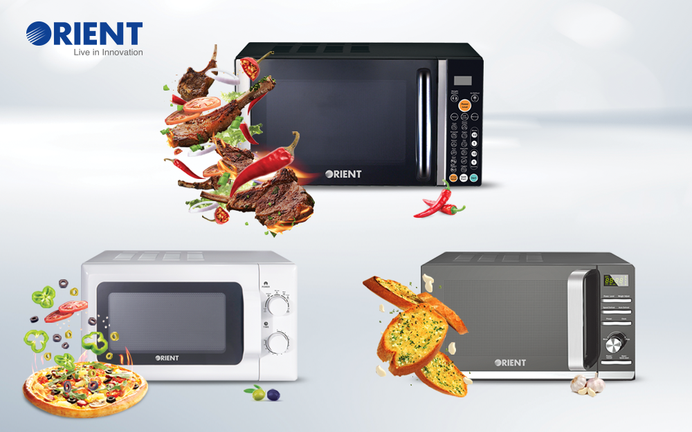 Orient Group's Next Generation Microwave Series Rebranding Master Plan Revealed