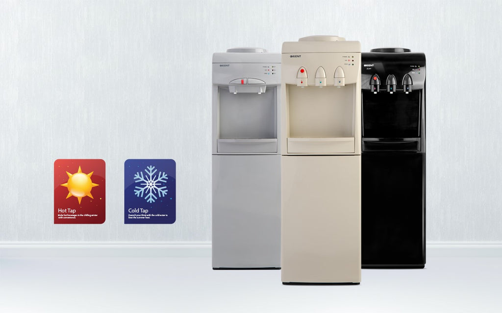 6 Reasons Why You Should Buy a New Water Dispenser Today - Orient