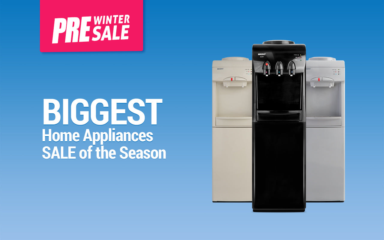 OGC\'s Pre Winter Appliances Sale Brings Discount of Up to 50 ...