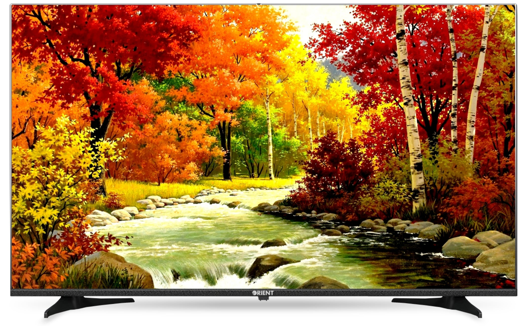 "Orient 32"" Smart ACTION HD Technology Action 32S HD Black 12"