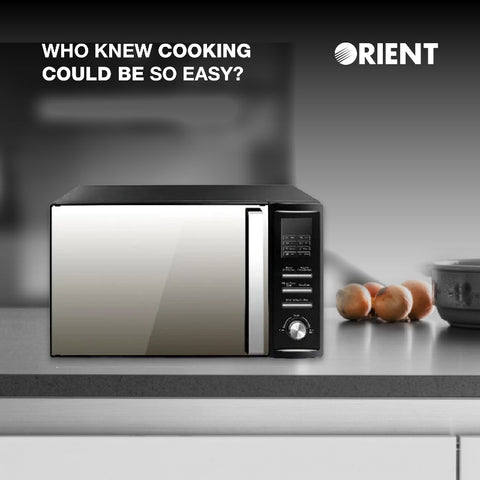 Orient Microwave oven black