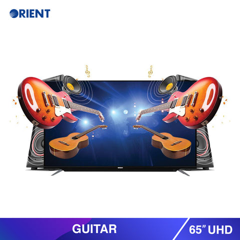 Guitar 65S UHD BLACK