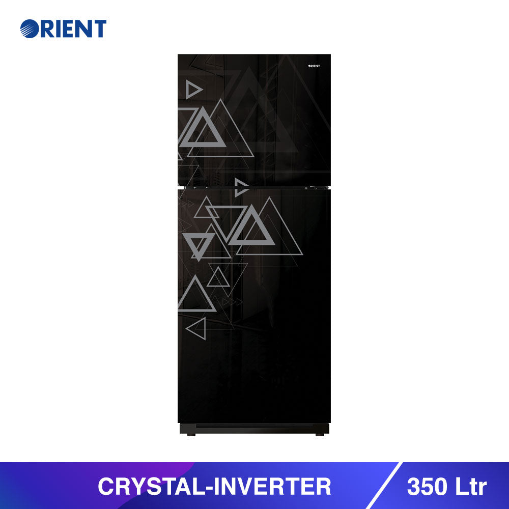 Crystal 350 Liters Inverter Refrigerator