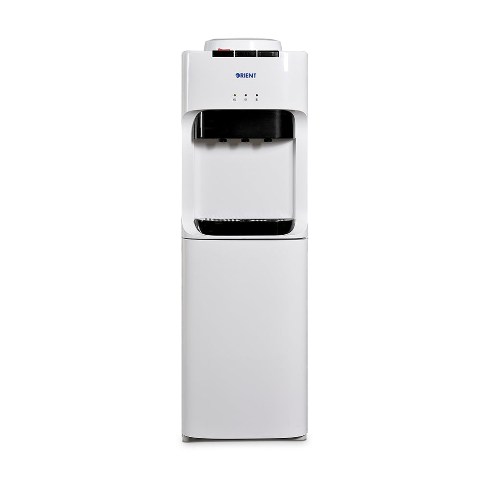 Ripple 3 Ice White Water Dispenser