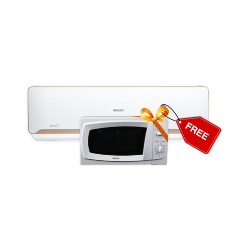 Buy 1.5 Ton Air Conditioner & Get Microwave Oven Free