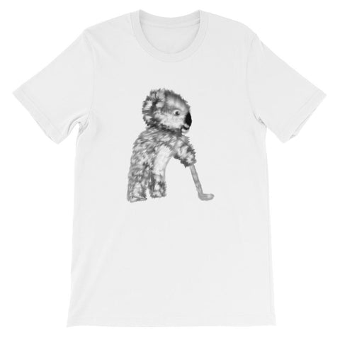 Koala Golf TShirt T-shirt Koala Chess Art