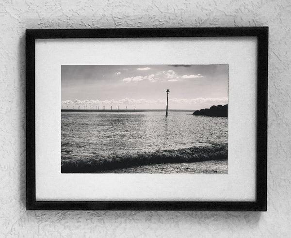 12 by 8 inch framed