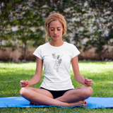 Cool Unisex Yoga T-Shirt Sloth tree pose