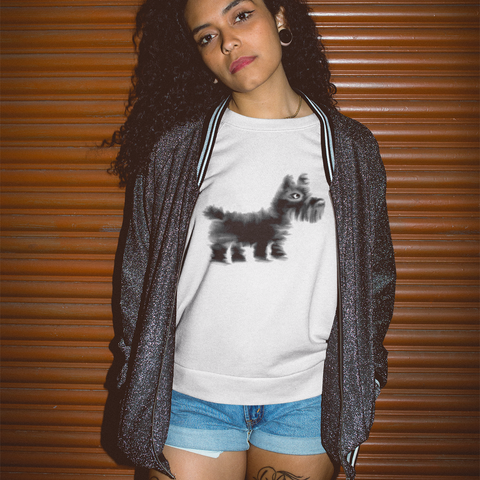 Cool Unisex Animal T-Shirt Scottie dog
