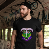 Cool Unisex Surfing T-Shirt Green Man