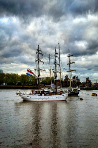 Tall ship greenwich