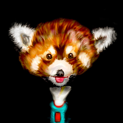Red panda ghost story