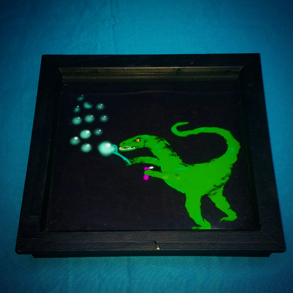 Example of 8 inch box frame