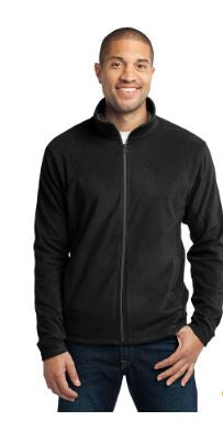 Adult Unisex Fleece Jacket