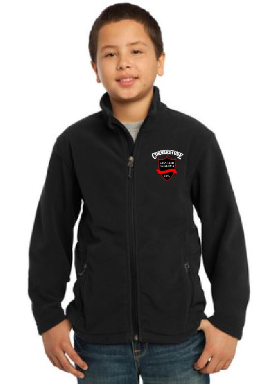 Full Zip Fleece Jacket -Y217