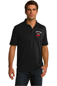 Adult - Jersey Knit Short Sleeve Polo