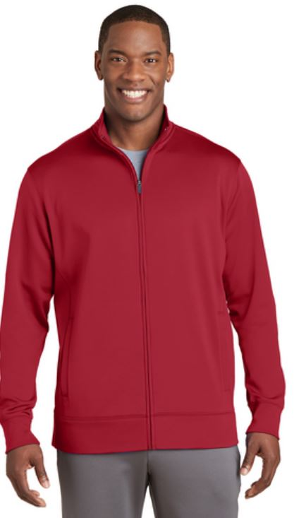 Adult Full Zip Jacket