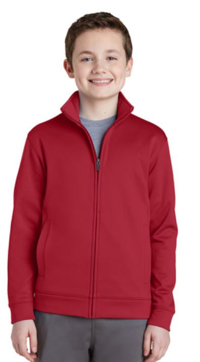 Youth Full-Zip Jacket