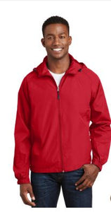 Hooded Water-Repellent Jacked