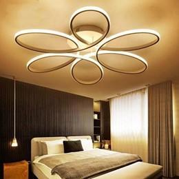 Modern LED Ceiling Lights in White