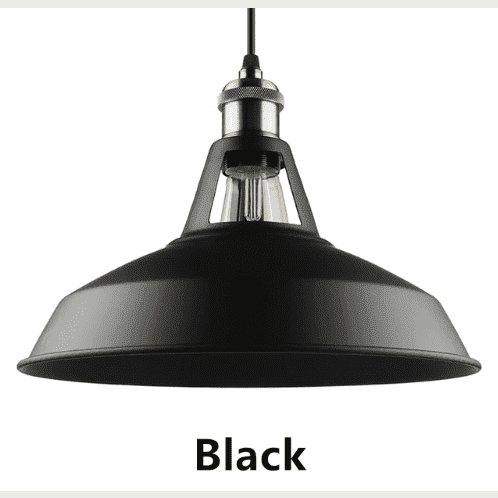 Industrial Retro Style Hang Light