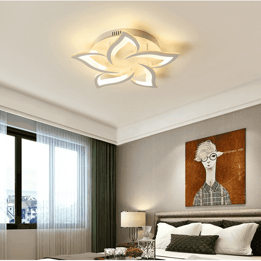 Lotus Ceiling Light