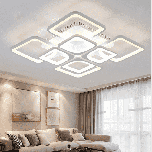 Multi Square Ceiling Light