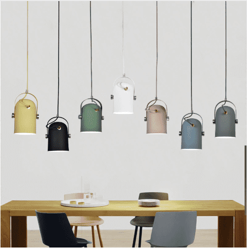 Nordic Minimalist Drop Light