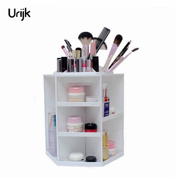 Rotating Makeup Organizer