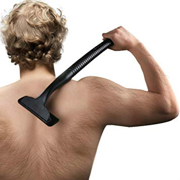 Back Hair Removal Shaver