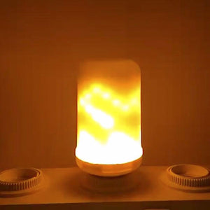Flame Effect Light Bulb