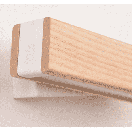 Modern Wooden Wall Light