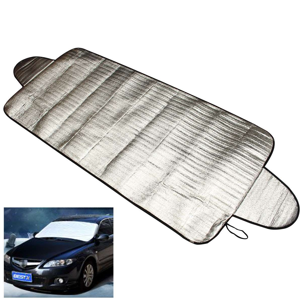 Windshield Cover Keep Your Windshield Snow, Ice And Frost Free