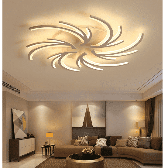Modern Ceiling Light Fixture