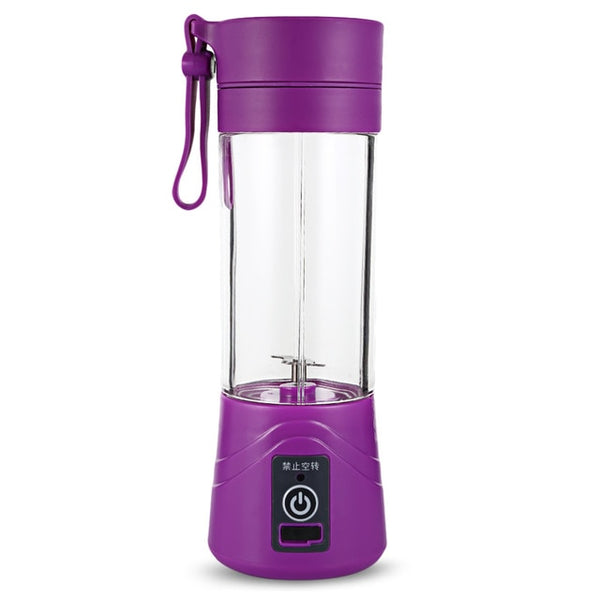 Portable Blender Juice Extractor