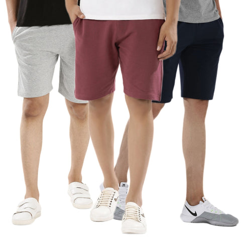Pack of 3 Premium Quality Shorts