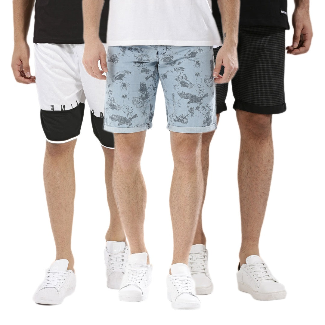 Set of  3 Premium Quality Shorts