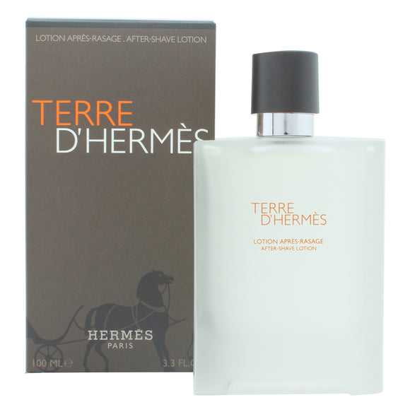 Herm?s Terre d'Herm?s Aftershave Lotion 100ml Splash