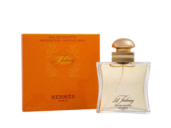 Hermes 24 Faubourg Eau de Toilette 30ml Spray - C&L Beauty