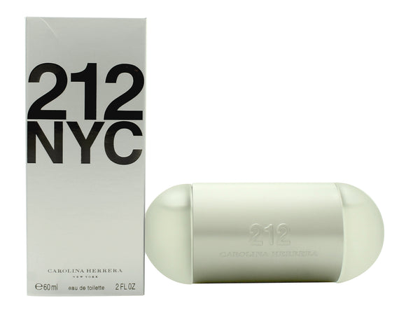 Carolina Herrera 212 Femme Eau de Toilette 60ml Spray