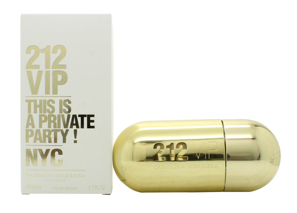 Carolina Herrera 212 VIP Eau de Parfum 50ml Spray