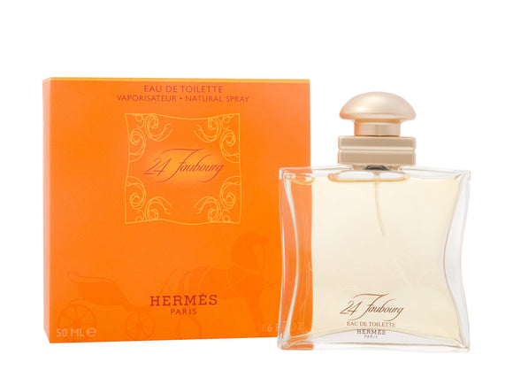 Hermes 24 Faubourg Eau de Toilette 50ml Spray