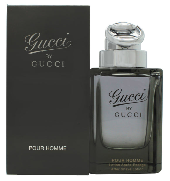 Gucci by Gucci Pour Homme Aftershave Lotion 90ml Splash