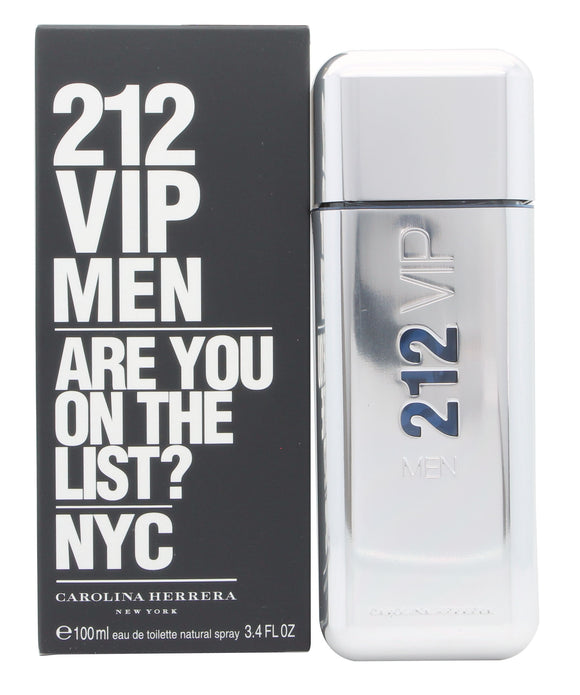 Carolina Herrera 212 VIP Men Eau de Toilette 100ml Spray